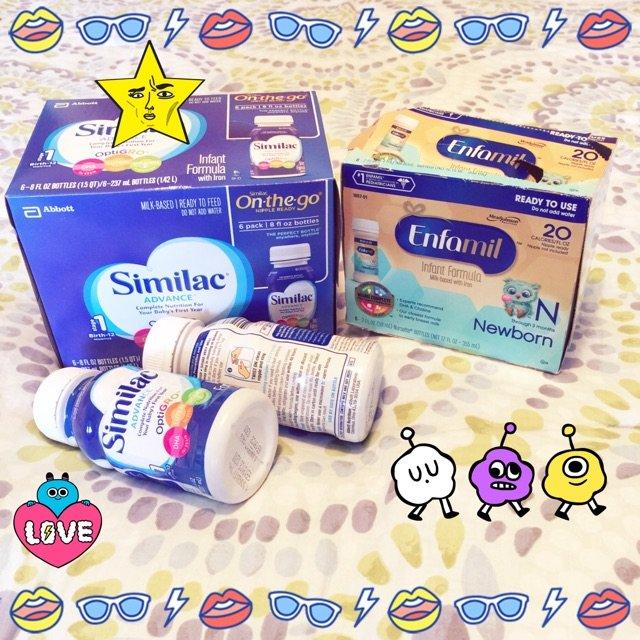 对于宝宝吃什么奶粉❓喝母乳还是奶粉...