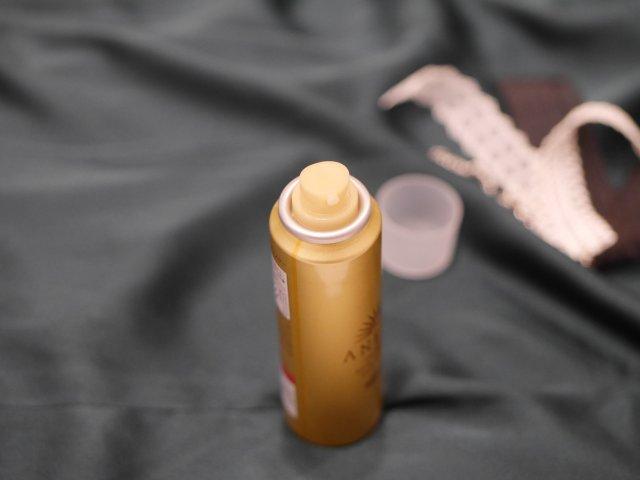 比小金瓶更好用的安耐晒金瓶防晒喷雾