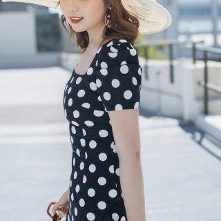 众测报告 |  J.ING 波点连衣裙 夏日必备🌞