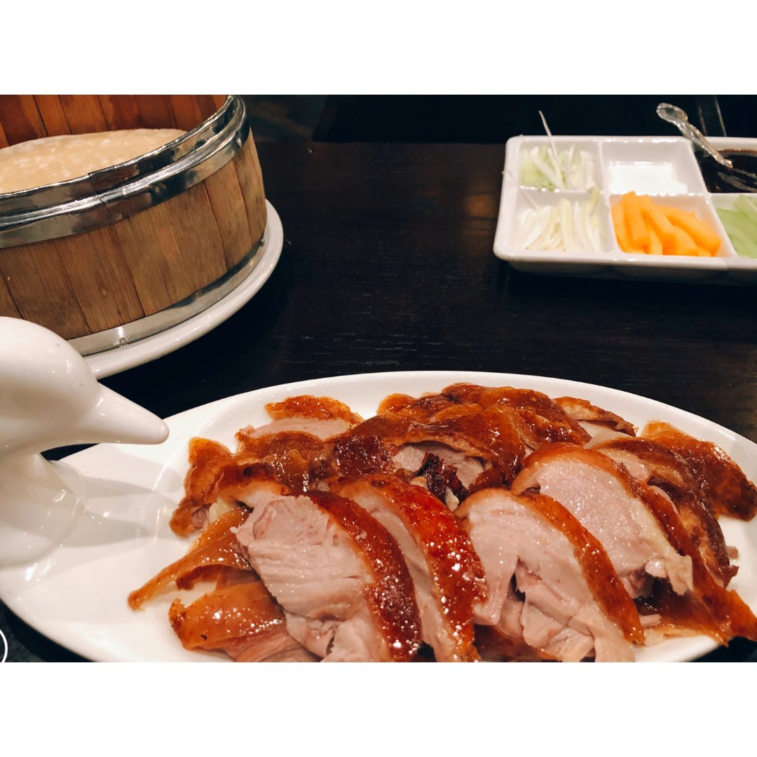 西雅图地区探店|谷府的北京烤鸭果然...