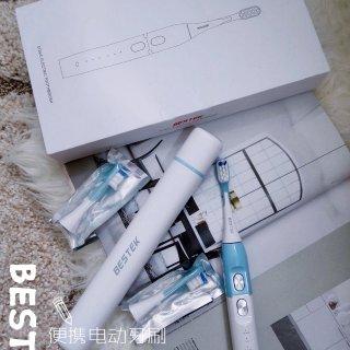 【BESTEK电动牙刷|微众测】M-Care新科技