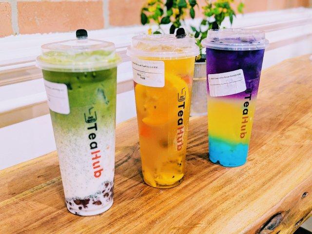 #北加湾区饮料店| Tea Hub...