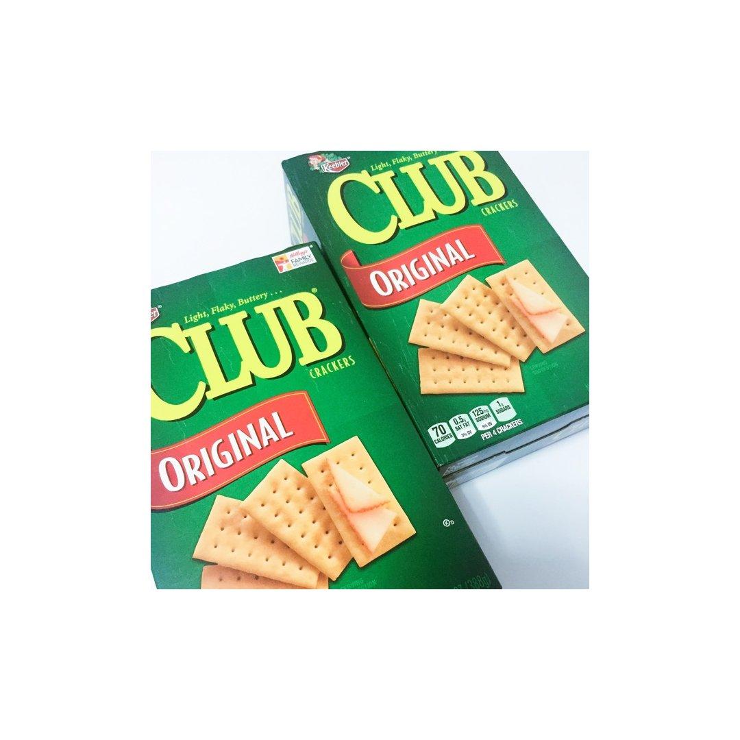 ?推荐Costco的club饼干~...