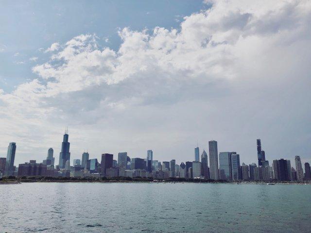 Chicago的景与食