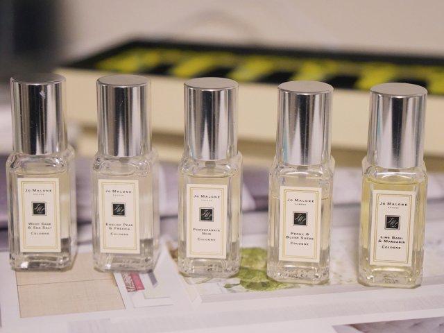 香水|春夏秋冬皆宜的香水系列