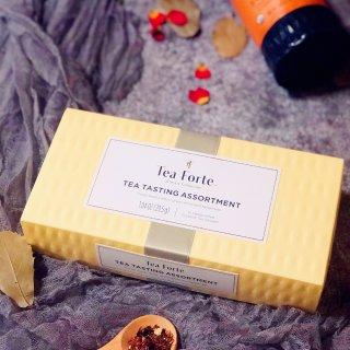 {微众测}Tea Forte 颜值与美味并存