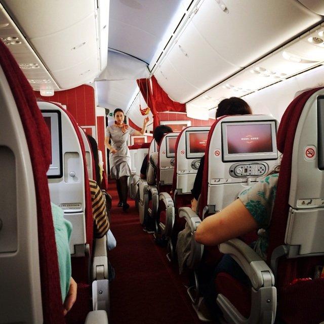 中国海南航空波音787,终于实现了...
