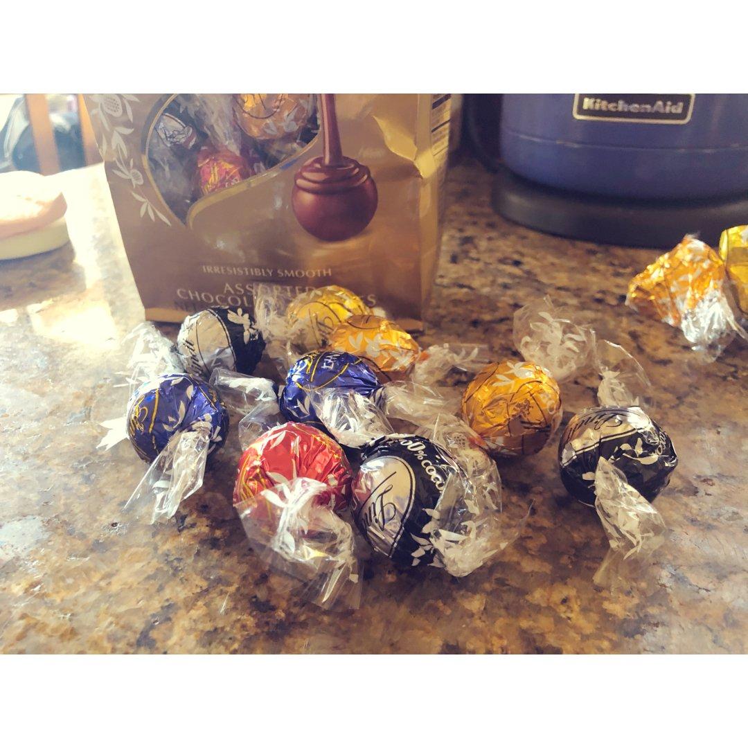 Lindt松露巧克力🍬