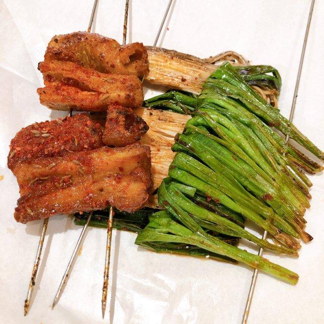 湾区最厉害的烧烤丨杨师傅