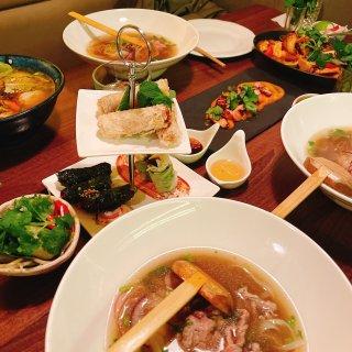 伦敦超级好吃的越南餐厅go viet~🇻...