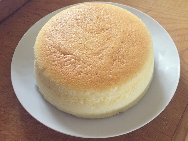 |吃吃喝喝|妈妈做的轻乳酪蛋糕菜谱分享👻