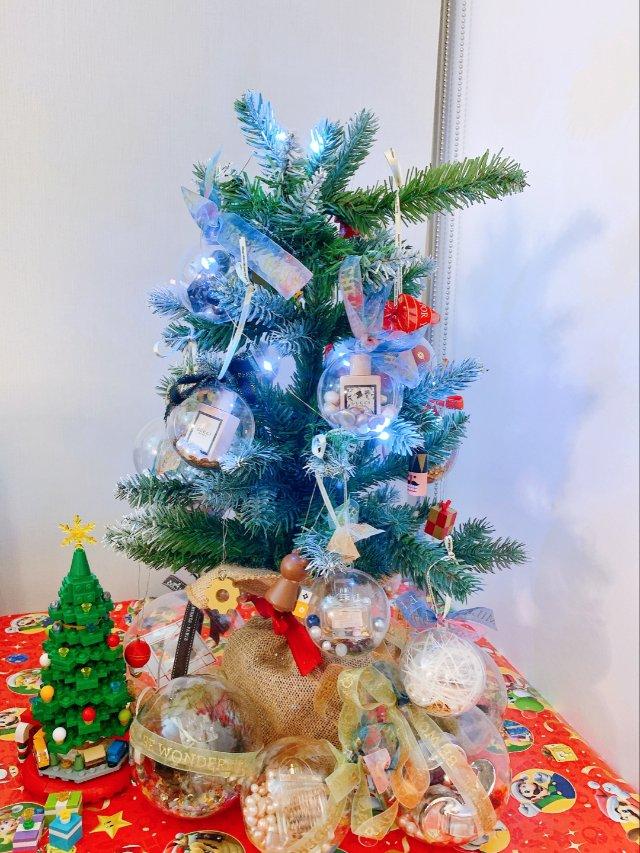 2⃣️7⃣️DIY圣诞树🎄
