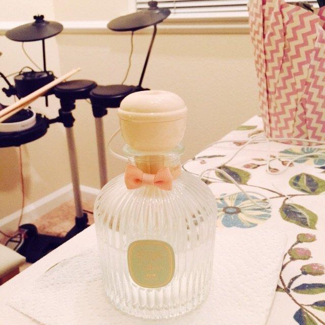 日本Amazon转运买的香水瓶加湿...