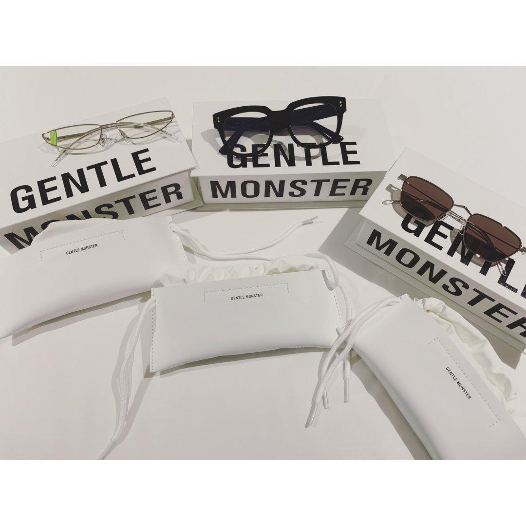 韩国特产 Gentle monster