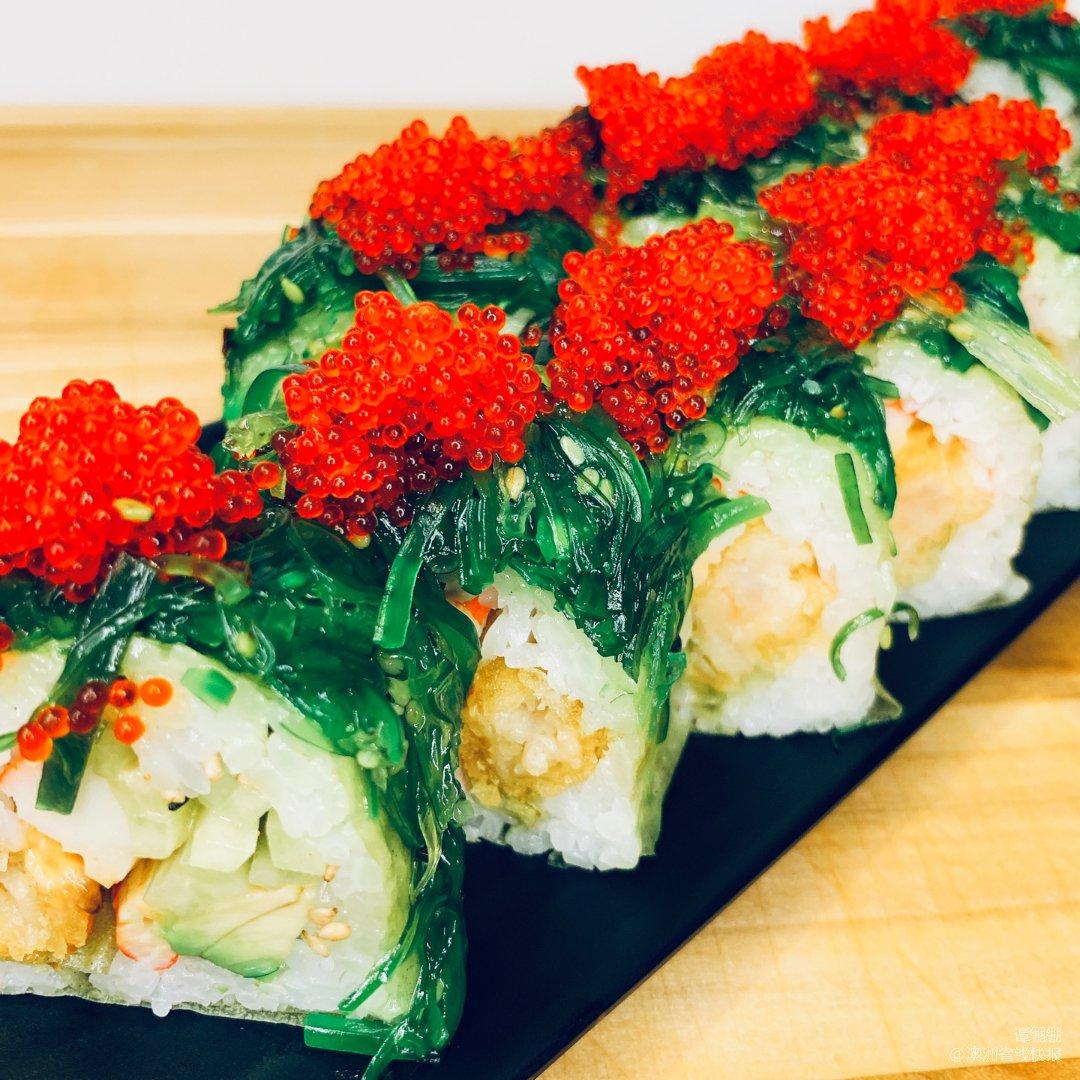 寿司🍣 Christmas Roll...
