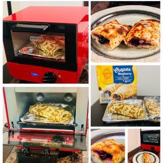 微众测:Dash mini toaster oven