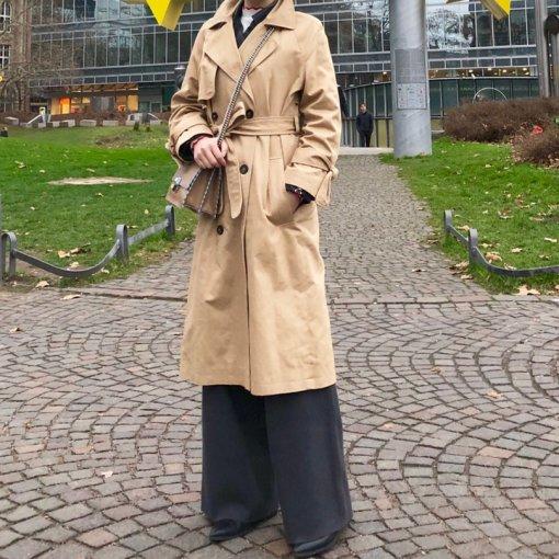法兰克福旅行的outfit