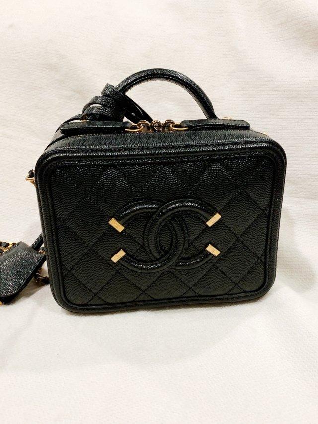 小身体大容量-Chanel小盒子