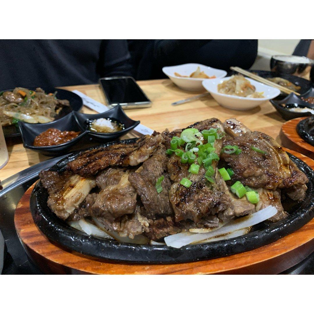 ⏱2-5 韓式燒烤