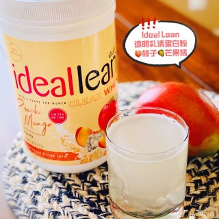 Idealfit,Clear Whey Protein Powder for Women | IdealFit