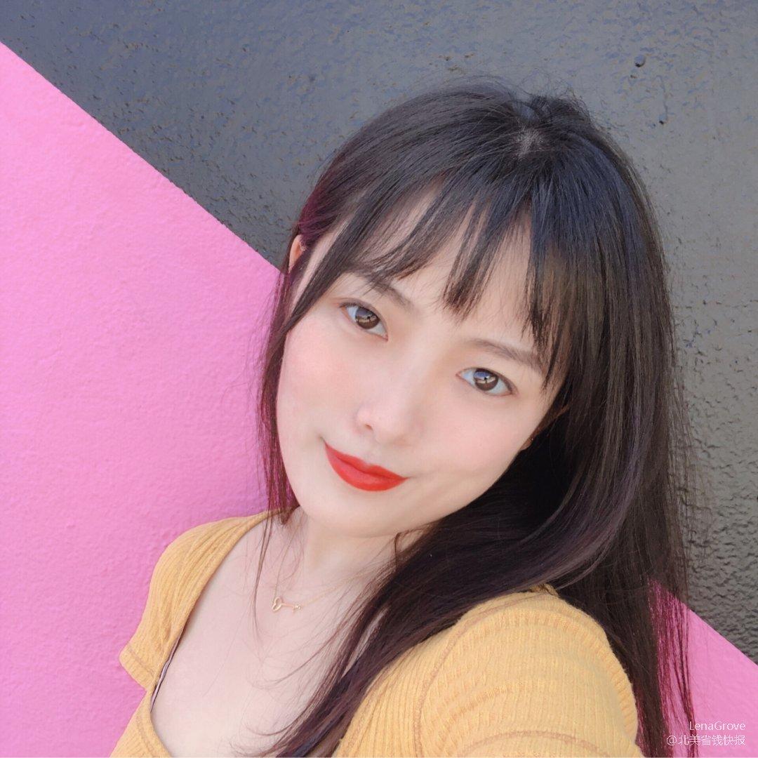LA粉色网红墙打卡 & 口红色号安...