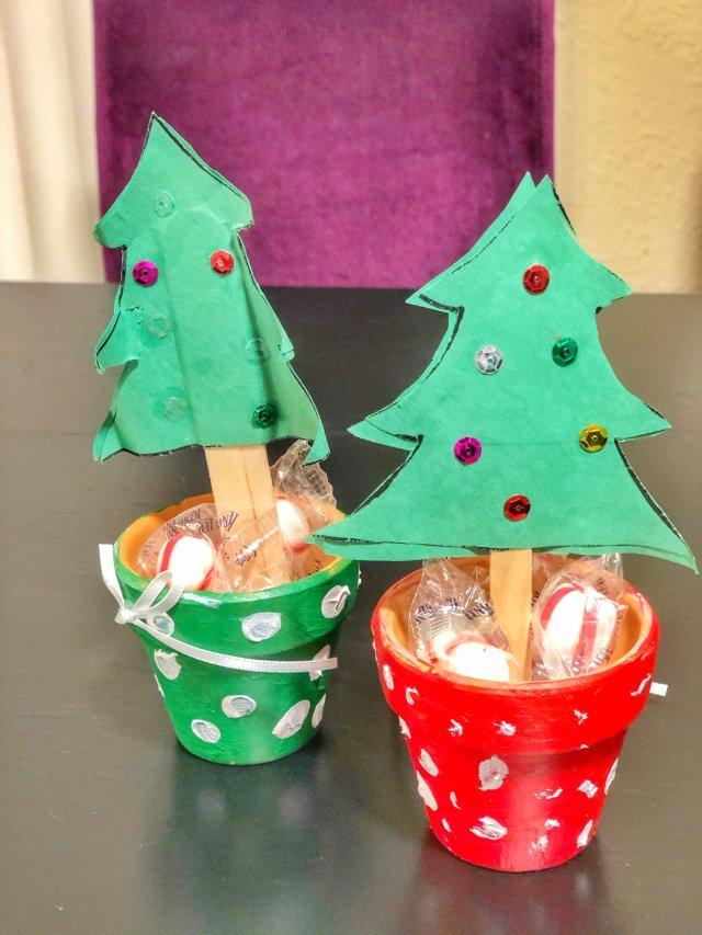 炫耀一下二寶們送我們的聖誕節禮物
