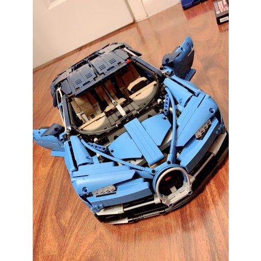 Lego Bugatti Chiron乐高限量布加迪威龙