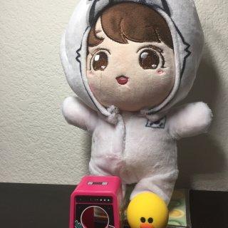 偷偷吃jio的小黄鸡 口袋宠物 LINEFRIEND USB