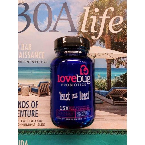 Lovebug益生菌•保卫你的肠道•