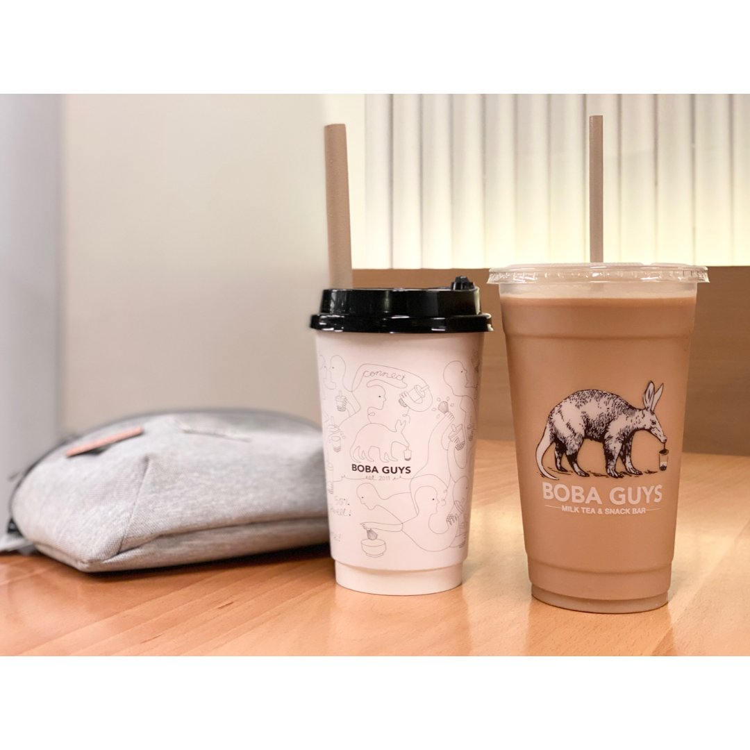 LA探店 网红奶茶Boba Guys
