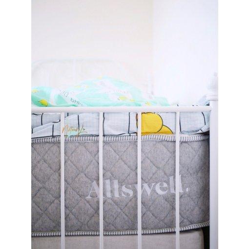 ☁️睡在云彩上是什么感觉?Allswell炒鸡舒服