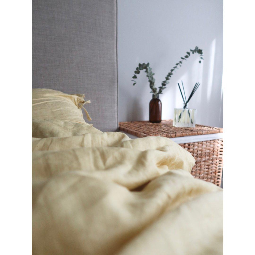🛏️家居分享| 一间柚子味的卧室💛🧡💚