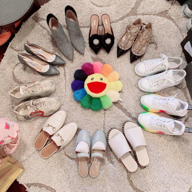這個夏天最鍾意的10雙鞋