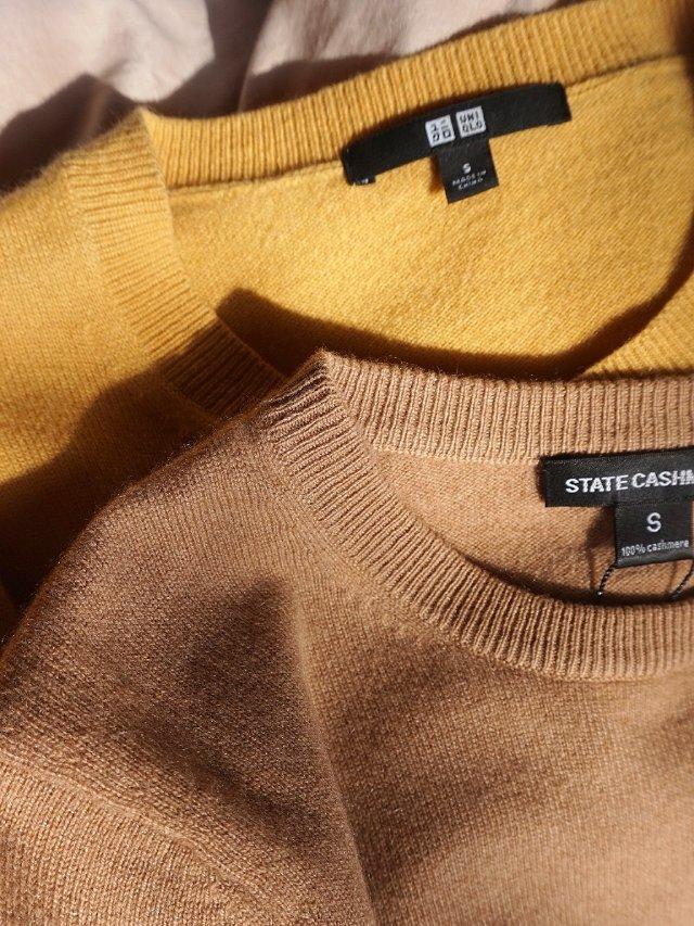 跟着君君买买买 | 羊绒衫