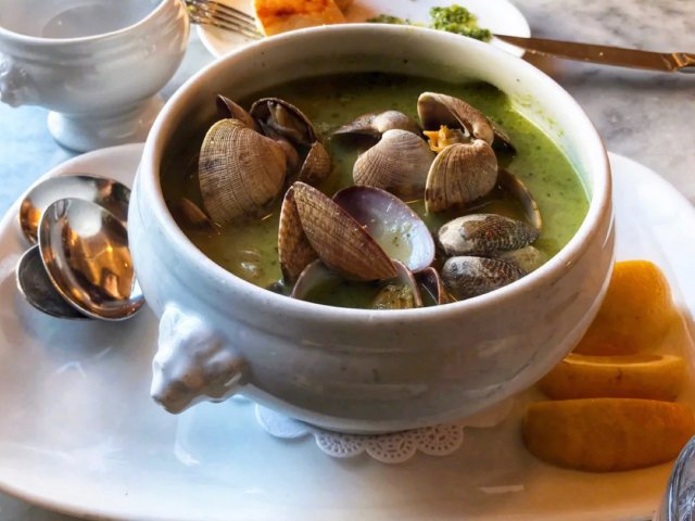 大蒜🧄爱好者不能错过的大蒜主题餐厅🍴