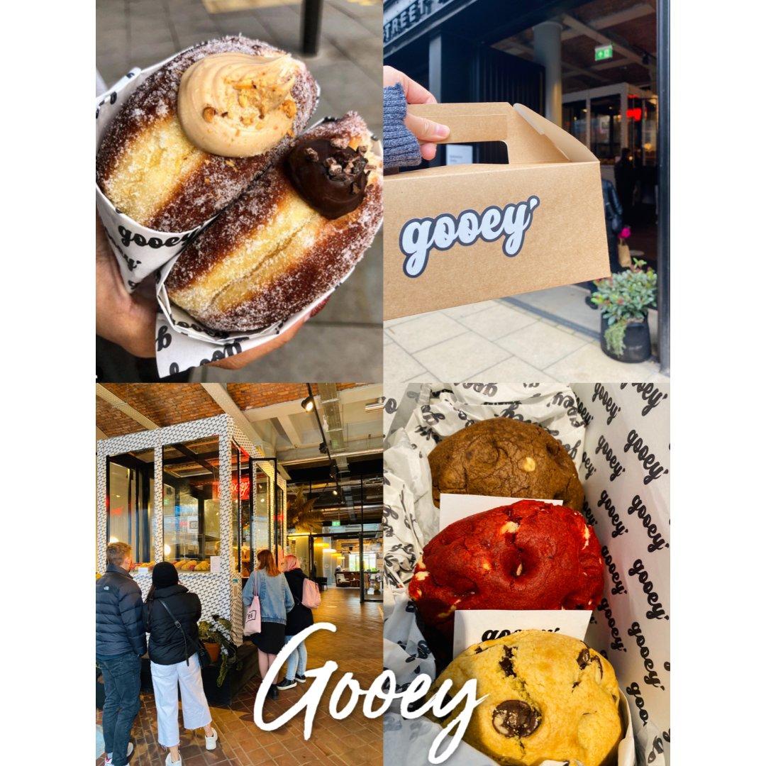 Gooey:曼彻斯特最好吃的甜甜圈和饼干...