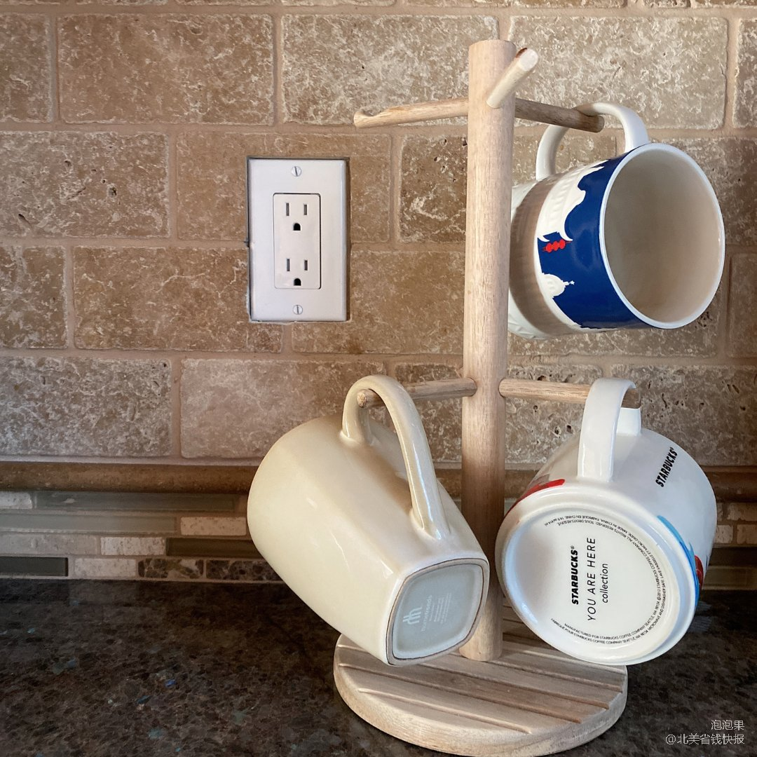厨房整理必备mug tree🌳