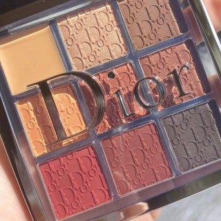 Dior Backstage眼影盘