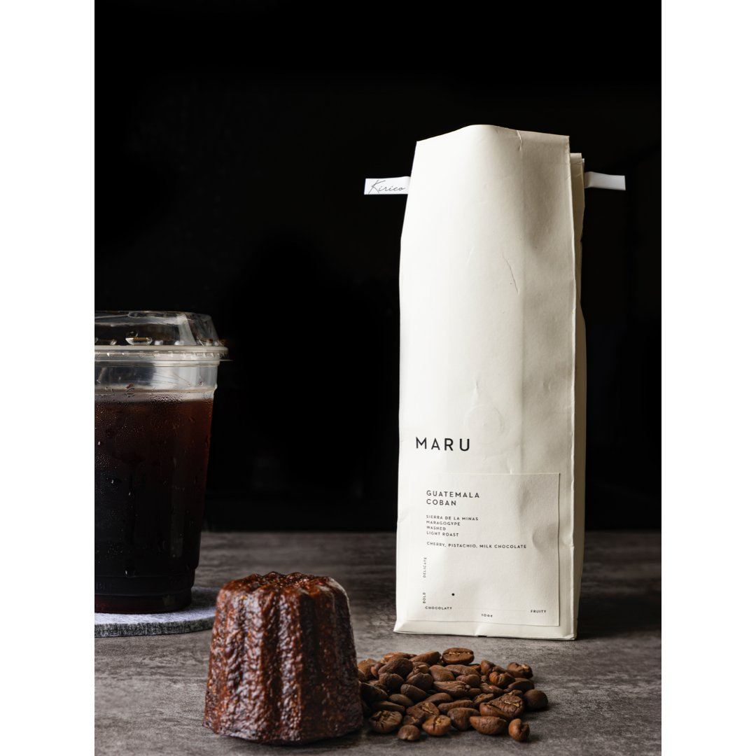 Maru咖啡豆☕️