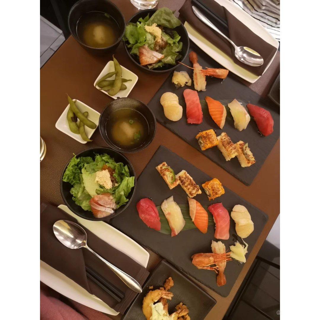加拿大吃喝玩乐,日本料理