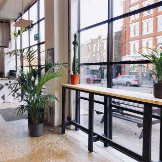 宅家打卡|想念东区的伦敦咖啡店...