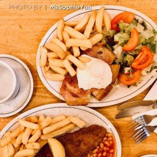 牛津美食 在牛津吃当地人爱的鱼和薯条...
