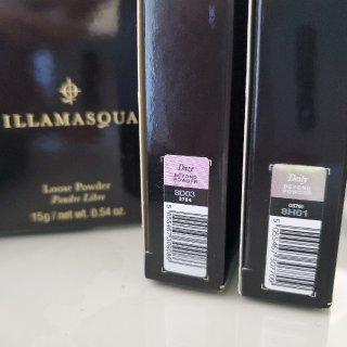 初次体验illamasqua英国彩妆品牌...