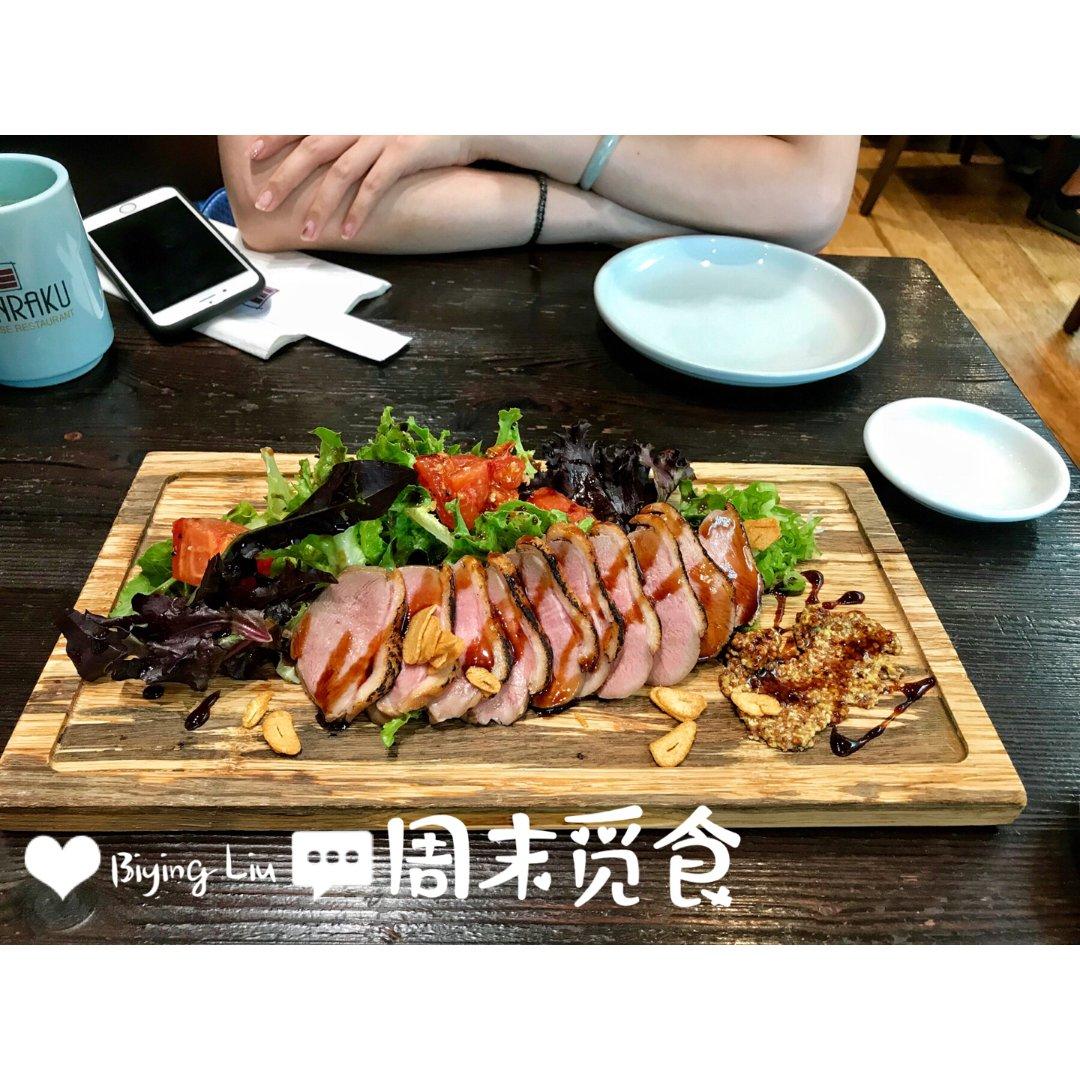 湾区日本料理推荐:Sanraku ...