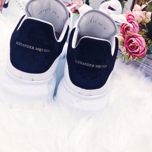 美鞋打卡第1天 黑尾小白鞋