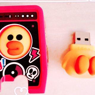 【微众测】感觉自己萌萌哒-Line Friends USB
