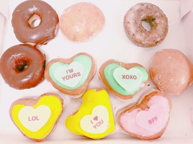 甜甜蜜蜜💕💕甜圈圈
