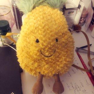 中奖感谢贴,Jellycat菠萝包...