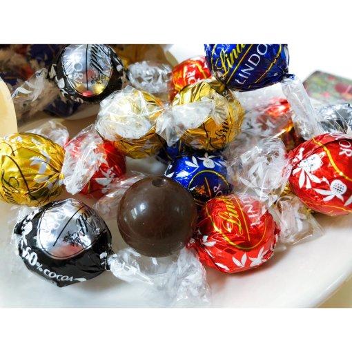 瑞士莲软心巧克力球