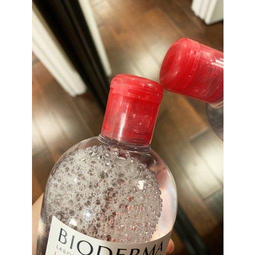 一水在手,天下我有~贝德玛卸妆水你值得拥有!